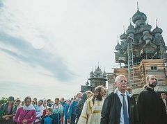 Festivities in honour of 300th anniversary of the legendary Transfiguration Church take place on Kizhi island