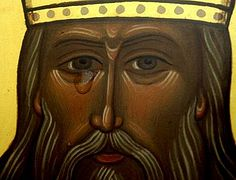 Icon of St. Innocent of Moscow weeping myrrh In Khabarovsk
