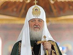 Patriarch Kirill: I sorrow deeply over people's deaths and injuries from the shelling of a church
