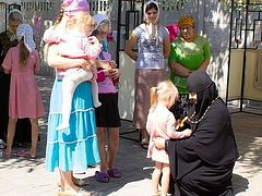Monastery, founded by Schema-Archimandrite Zosima (Sokur), shelters refugees