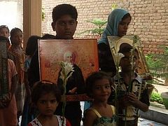 Celebrations of 700th Anniversary of St. Sergius of Radonezh in Sargodha, Pakistan