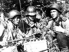 «За Победу над Японией». Часть 2