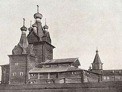 В Лужниках возведут обыденный храм-часовню