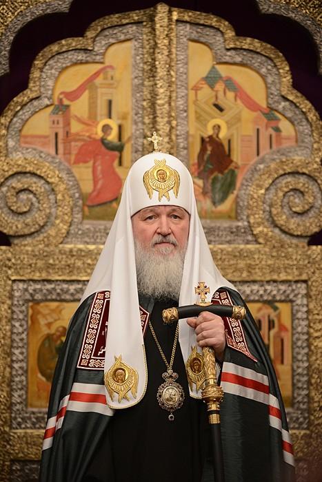 Проповедь Святейшего Патриарха Кирилла