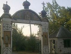 Another church damaged by shelling in Donbass