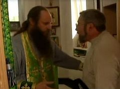 Orthodox church being seized near Kiev