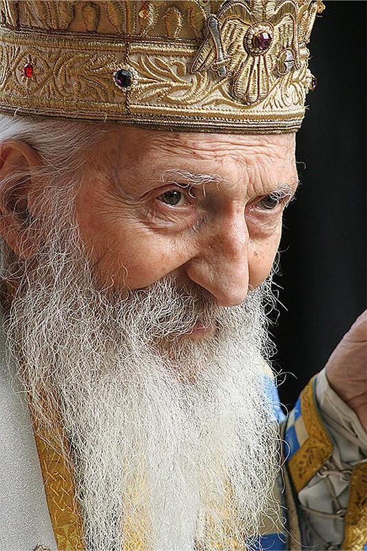 Картинка патриарх сербский павел