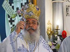"Metropolitan Nikolaos of Pfthiotis: ""Europe is thirsting for our de-Christianization"""
