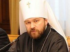 Митрополит Волоколамский Иларион: Духовное единство навсегда сохранится между российским и украинским народами