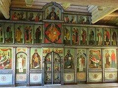 Первая русская деревянная церковь будет освящена во Франции