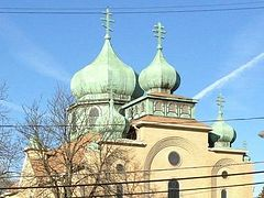 Sts. Peter and Paul Ukrainian Orthodox Church marks 90th