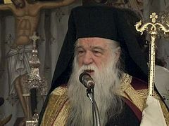 "Metropolitan Amvrosios: ""Your children will be slaves of Muslims"""