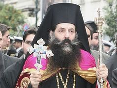 Митрополит Пирей Серафим:« Церковь всегда была ковчегом спасения для греков»