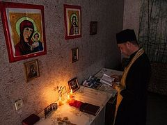 """Patriarch Kirill on Donbass priests: """"To remain with your people is a heroic deed"""""""