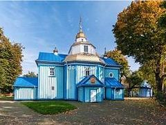 Dissenters take over Orthodox church in Rovno Region of Ukraine