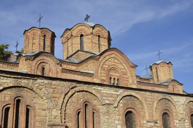Церковь Богородица Левишка в Призрене
