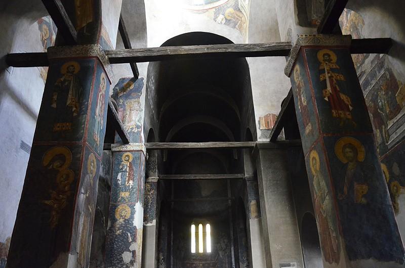 Внутренняя роспись храма
