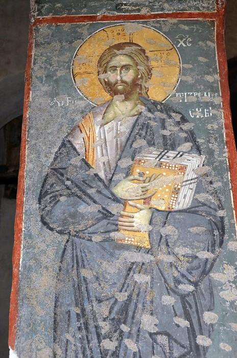 """Христос - """"Хранитель Призренский""""."""