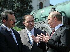 В. Путин предлагает восстановить монастыри в Кремле