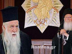 Митрополит Калавритский Амвросий подверг критике действия Константинопольского Патриарха