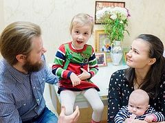 Свящ. Сергий Белобородов о Боге, семье и смысле страданий. Ч.2