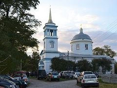 Another attempted seizure of a church and attack on priest in Kiev region