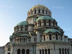 Bulgarian Orthodox Church assumes ownership over St Alexander Nevsky Cathedral