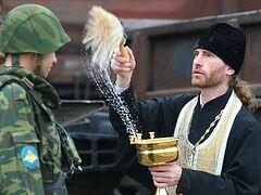 Военных священников готовы обучать в Хабаровской духовной семинарии