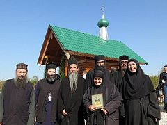 Church of St. John of Kronstadt consecrated in Bosnia and Herzegovina