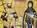 Свети Стефан и Јелена Штиљановић