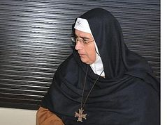 Syrian nun and human rights activist believes that the USA is the creator of Islamist terrorism