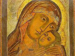 Чудотворная Богородичная икона из Корсуни