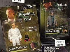 В США изъяли из продажи игрушки, сделанные по мотивам сериала про наркоторговцев