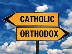 From Catholic to Orthodox?