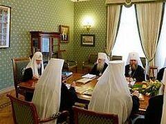 Священный Синод определил даты проведения Пленума Межсоборного Присутствия и Архиерейского Совещания