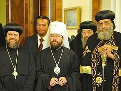 """Metropolitan Hilarion of Volokolamsk: """"There is genocide of Christians with tacit consent of western powers"""""""