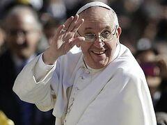 Папа Римский верит в теорию эволюции и в то, что Бог — не волшебник