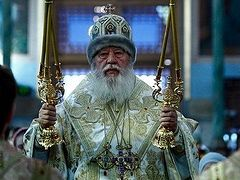 Митрополит Агафангел молился о погибших 2 мая одесситах