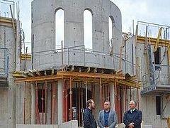 В Страсбурге построят православный храм