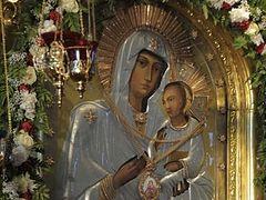 Песчанская икона Божией Матери и судьба Российской Империи