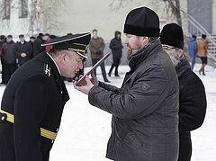 Духовенство поздравило военных моряков с юбилеем Центрального морского полигона