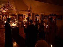 В Нью-Джерси почтили память убиенного хранителя Монреальской иконы Божией Матери