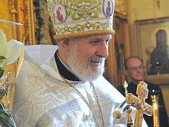 Milan: The Italian Archimandrite's Service