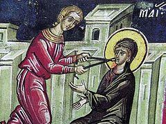 Св. мц. Анастасия Римляныня: сила Христова