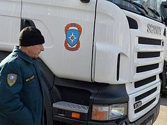 Russian humanitarian convoy for Donbass to be prepared by Sunday