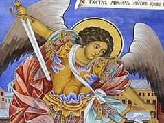The defeat of the dark side: Orthodox church celebrates Michaelmas