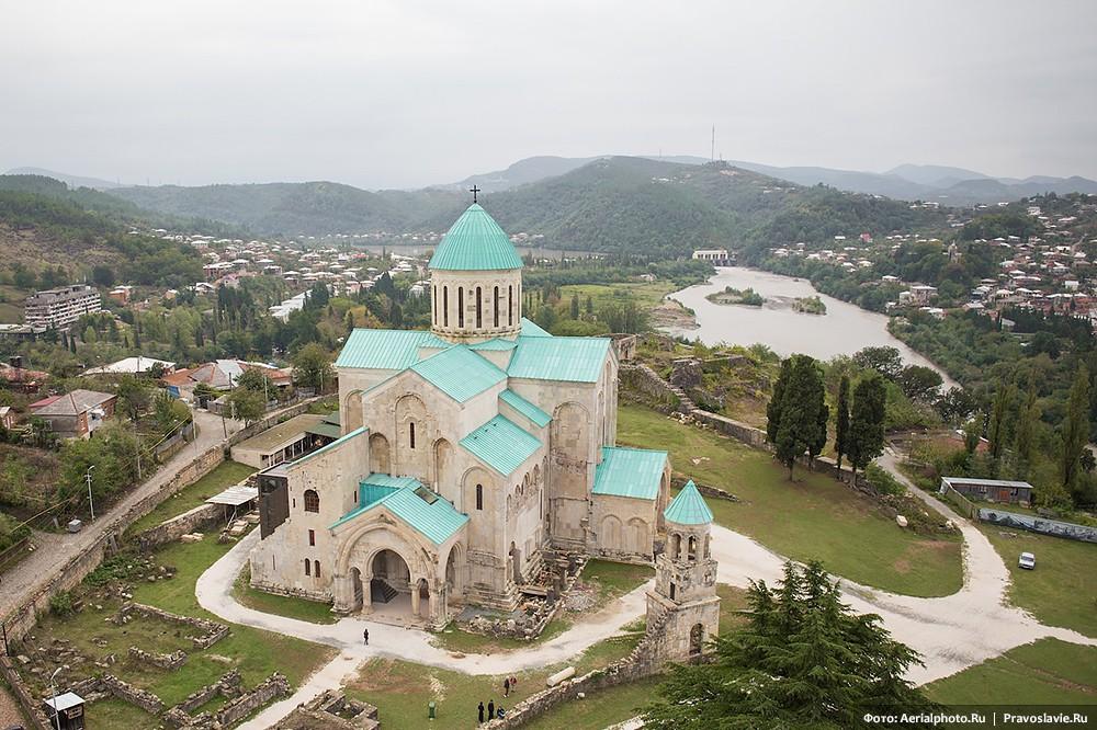 Собор Баграта, Кутаиси