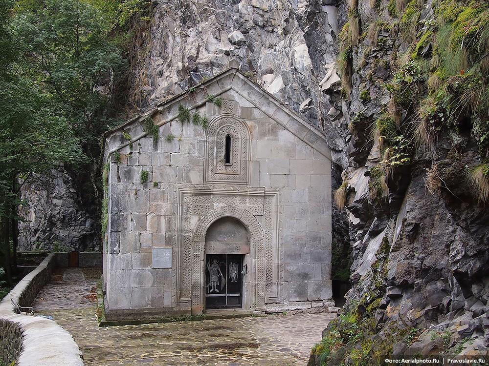 Георгиевская церковь, село Даба (Дабский монастырь)