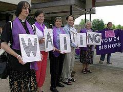 Женщины-епископы - «новая глава в жизни Англиканской церкви»