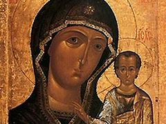 Homily of the Feast of the Kazan Icon of the Mother of God